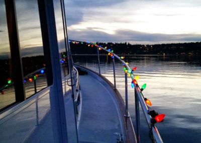 Splendido ready for Christmas Cruise