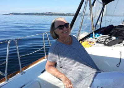 Life is good on the water with Seattle Sailing Charters